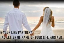Photo of Who is your life partner?
