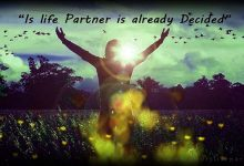 Photo of Is life Partner already Decided?