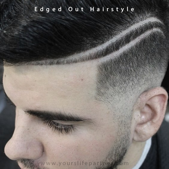 Edged Out Hairstyle